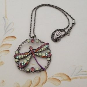 Jewelry - Beautiful dragonfly necklace